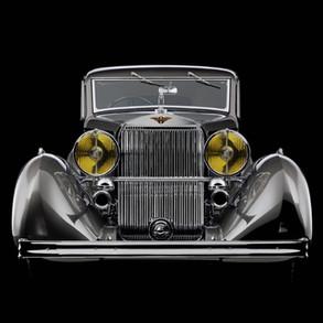 1934 Hispano Suiza J12 Berline