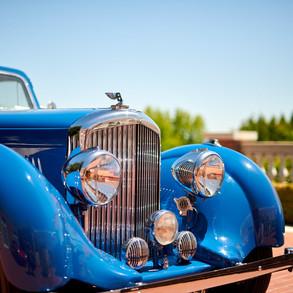 1939 Bentley 4.25L VanVooren