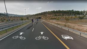 שבילי אופניים לאורך כבישים בין עירוניים - תוכנית מתאר ארצית