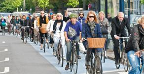 התוכנית האסטרטגית לתחבורת אופניים בקופנהגן ל-2025