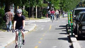"""דנוור, קולורדו: קנסות לרוכבים על שבילי אופניים במהירות הגבוהה מ 24 קמ""""ש"""