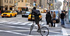 עיריית ניו יורק משנה את תוכנית הרמזורים ומגבירה את בטיחות הרוכבים