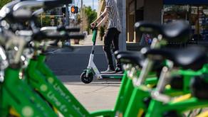 """בקלגרי קנדה וגם באטלנטה ארה""""ב- מספר נסיעות באופניים שיתופיים בירידה לאחר השקת קורקינטים שיתופיים"""