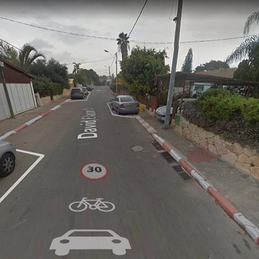 רחוב דוד אלזר
