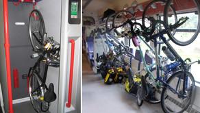 הצעות לשיפורים בממשק אופניים-רכבת