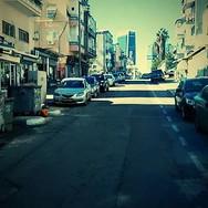 רחוב הגדוד העברי - תל אביב