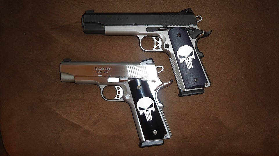 Punisher Grips