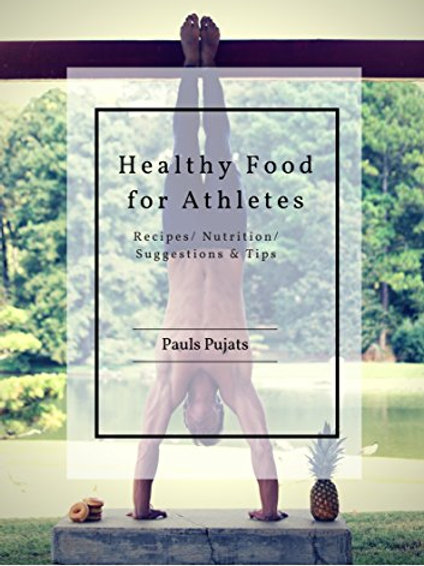 E-book: Healthy Food for Athletes