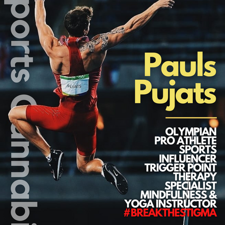 SPORTS CANNABIS | PAULS PUJATS