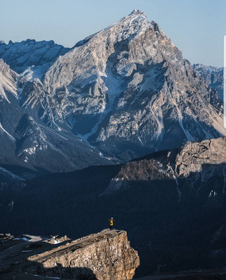 The highest peak of Italy