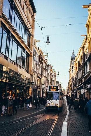 Public transport of Amsterdam