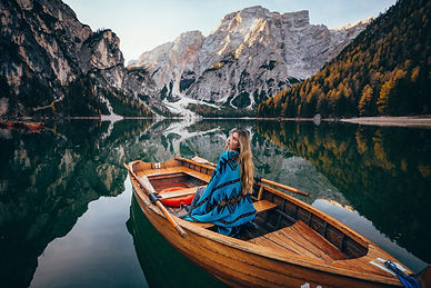 Dolomites, Lago Di Braies, Lake Braies, The most picturesque lake in Italy