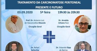 Tratamento da Carcinomatose Peritoneal: Presente e Futuro