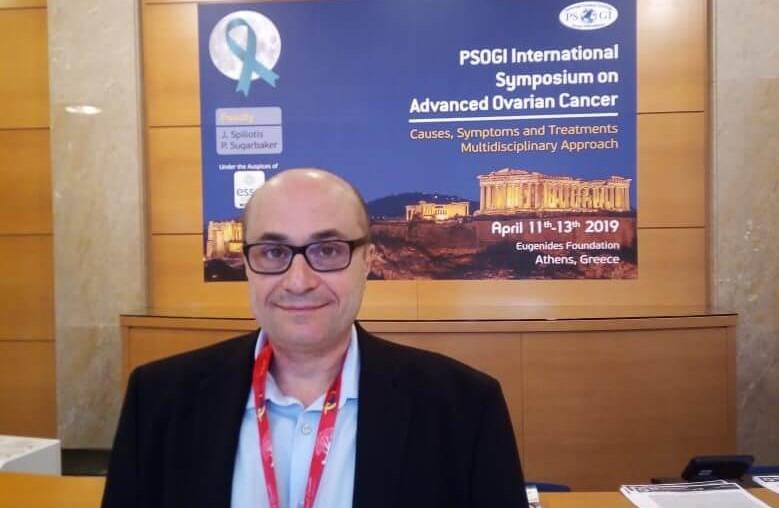 Dr. Arnaldo no Evento PSOGI 2019 - Atenas|Grécia