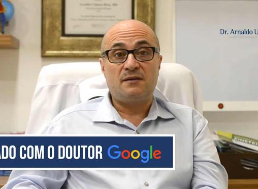 Pacientes recorrem ao Doutor Google e colocam saúde em risco