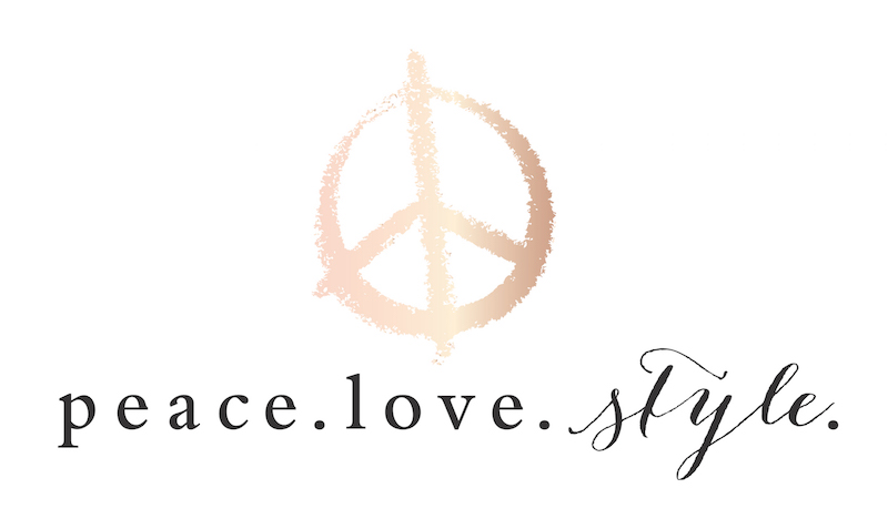 Peace.Love.Style Blog