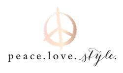 Peace.Love.Style Blog