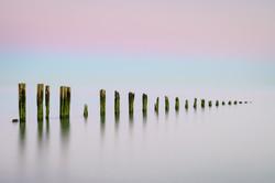 Pastel Sunset by John Draper_