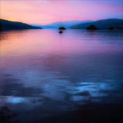 WINDERMERE SUNSET by Laura Drury 3