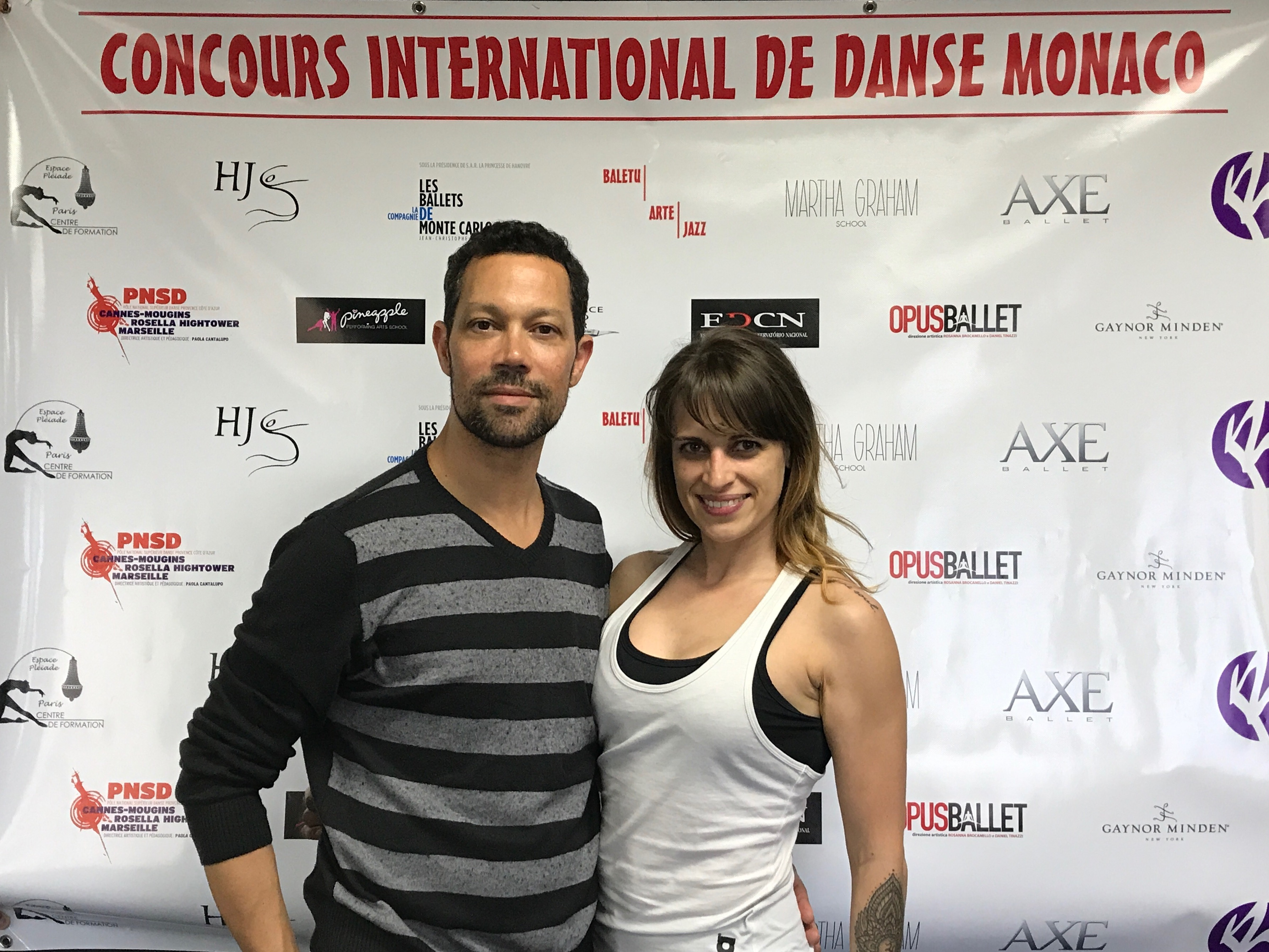 Marguerite Boffa & Nicholas Khan