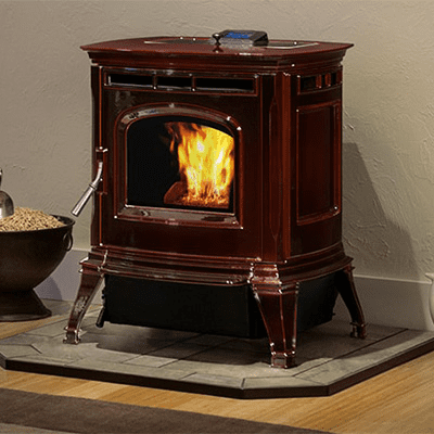 Pellet Stove Cleaning & Diagnosis