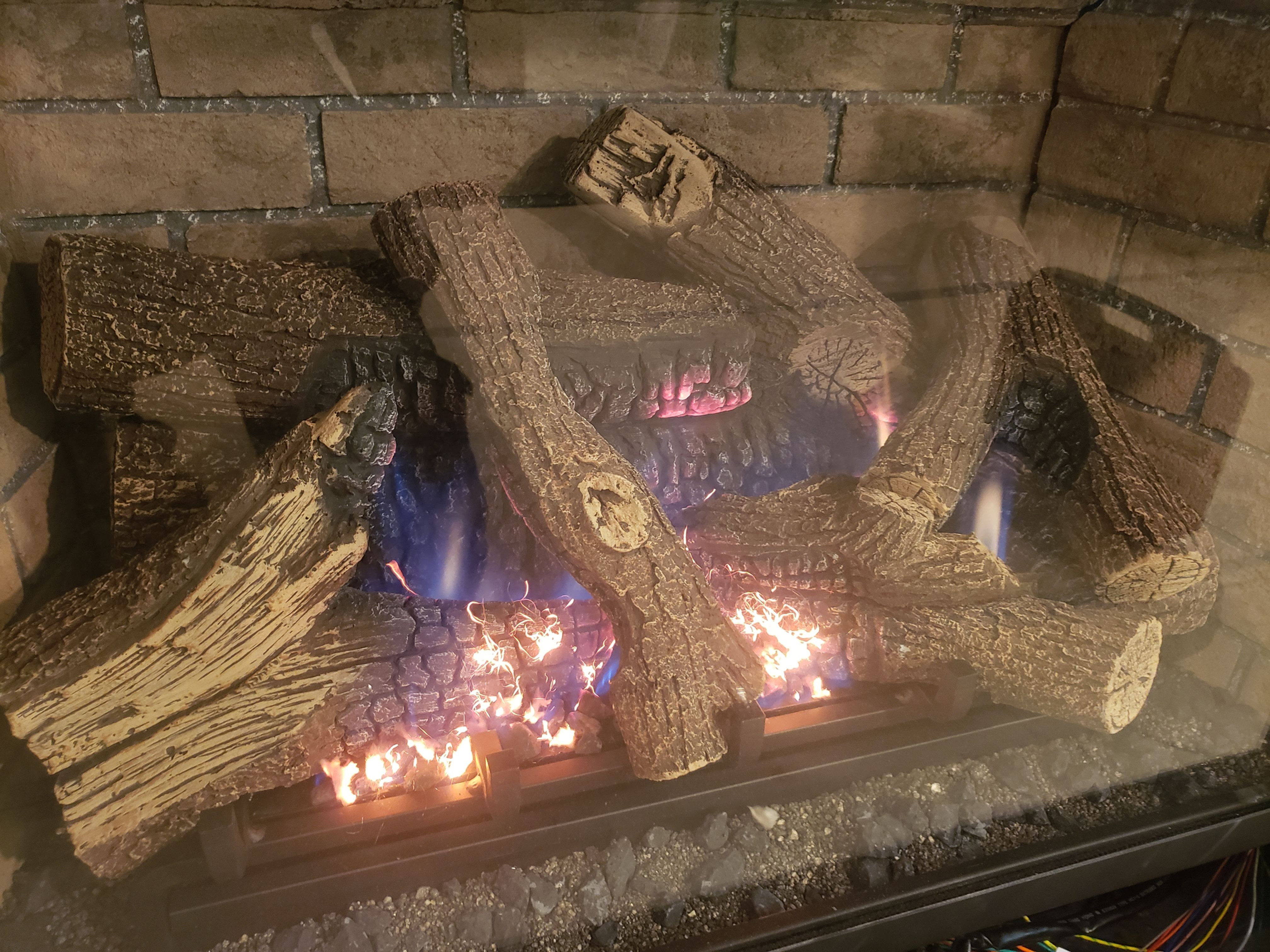 Gas Fireplace Repair or Inspection