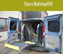 Stern rolstoellift
