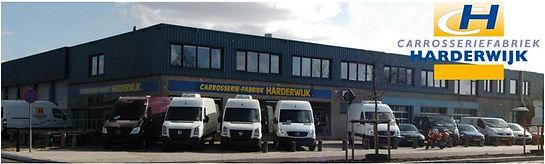 Foto bedrijfspand Carrosserie bedrijf Harderwijk