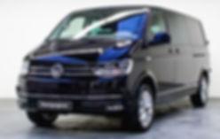 VW Transporter aanbieding van Bourguignon