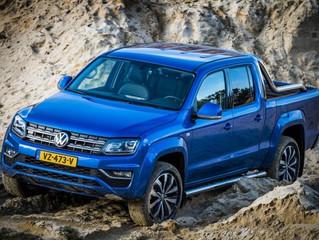 Volkswagen Amarok nu ook met 120kW 163pk