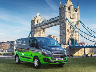 Ford en de stad Londen bundelen krachten!