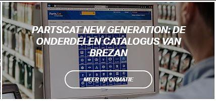 Partscat van Brezan de it catalogus