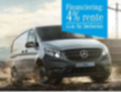 Actie 4% rente Mercedes