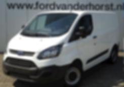 Ford Transit Custom aanbieding Terhorst Ftiesland