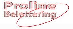 Logo Proline belettering