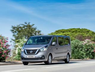 Nissan boekt in 2016 opvallende groei in segment lichte bedrijfsauto's