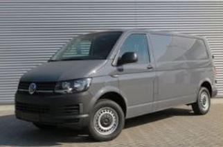 VW transporter aanbieding
