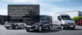 Aanbieding Renault op laadruimte inrichting