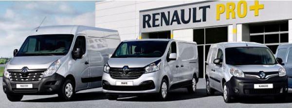 Promotie Renault bedrijfswagens