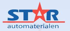 Logo van Star Automaterialen