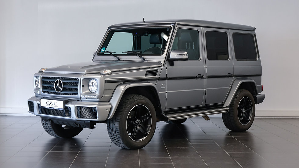 Mercedes Benz G500 Limited Edition - 1 of 463