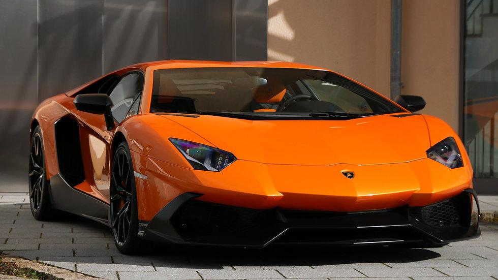 Lamborghini Aventador 50 Anniversary