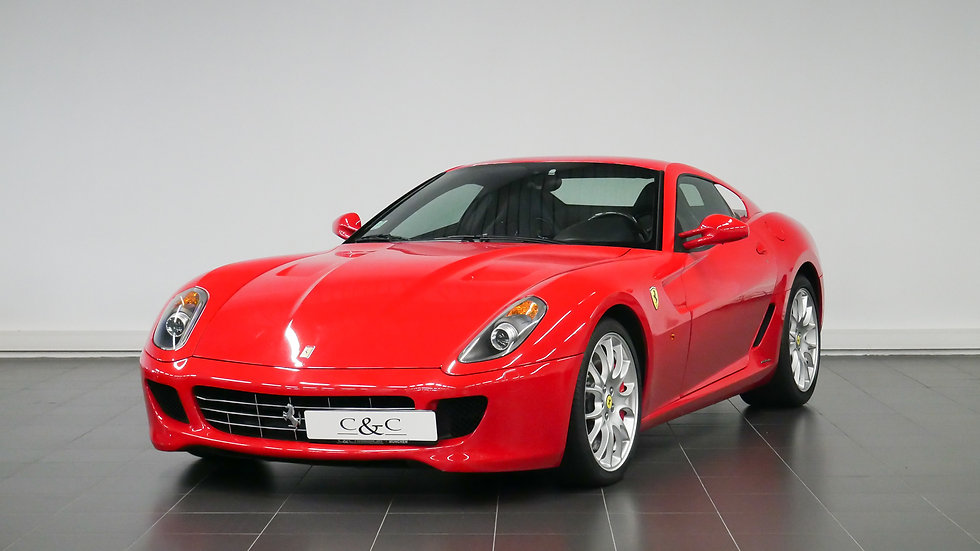 Ferrari 599 - Michael Schumacher