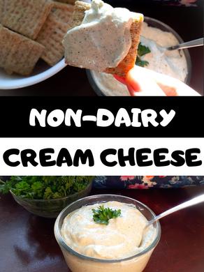 Non-Dairy Cream Cheese