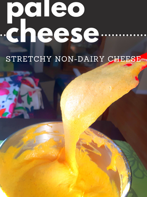 Non-Dairy Cheese That Melts