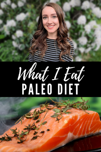 What I Eat // Paleo Diet for Healing IBS & Acne