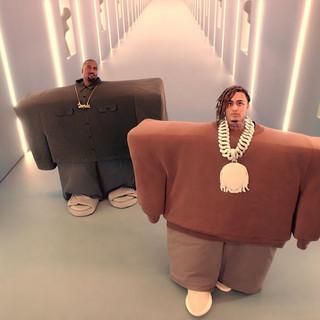 """Kanye West & Lil Pump ft. Adele Givens – """"I Love It"""""""