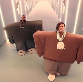 "Music video: Kanye West & Lil Pump ft. Adele Givens – ""I Love It"""