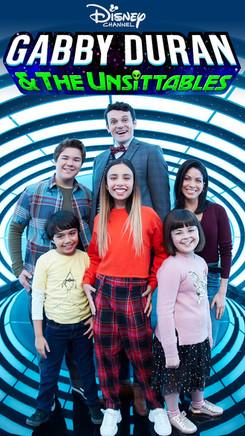 Promo TV Show: Gabby Duran & the Unsittables