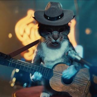 "Advertising: Meow (ReMix) - ""Heart & Paws"""